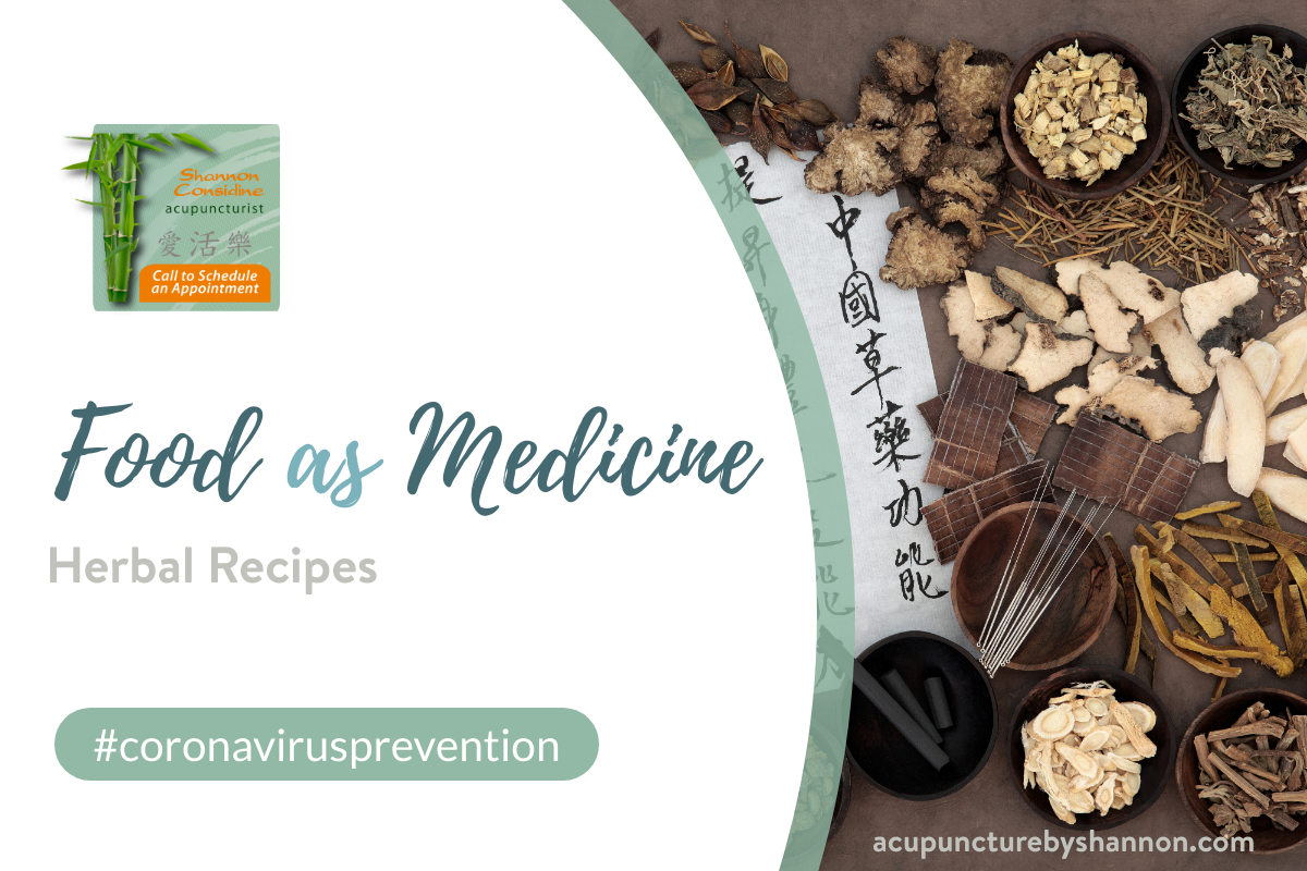 Food as Medicine – Kitchen Spice Tea
