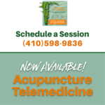 Acupuncture Telemedicine Available!
